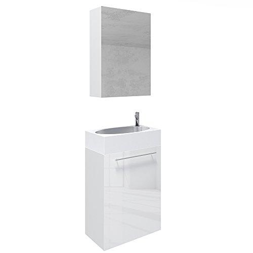 Waschbeckenunterschrank 45 Cm Online Kaufen Unterschrank 45 Cm
