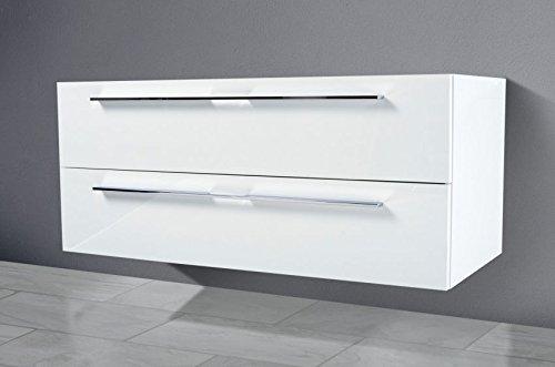 Intarbad Waschtisch Unterschrank zu Duravit Vero 120 cm Waschbeckenunterschrank