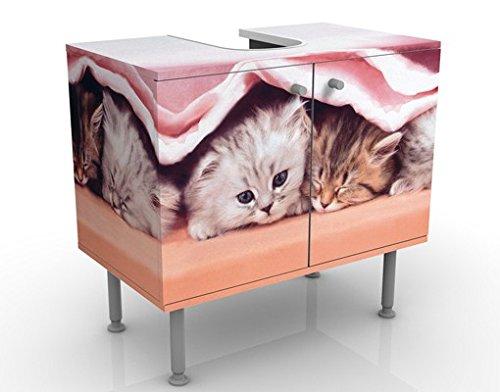 Apalis 54175 Waschbeckenunterschrank Sugar Sweet, 60 x 55 x 35 cm