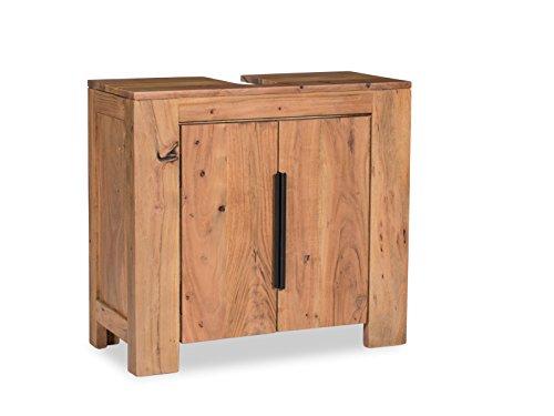 Waschbeckenunterschrank Holz & Unterschrank aus Holz